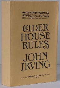 The Cider House Rules. John Irving.