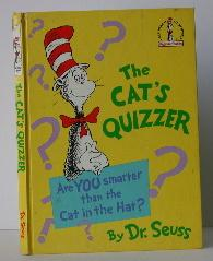 The Cat's Quizzer. Seuss Dr.