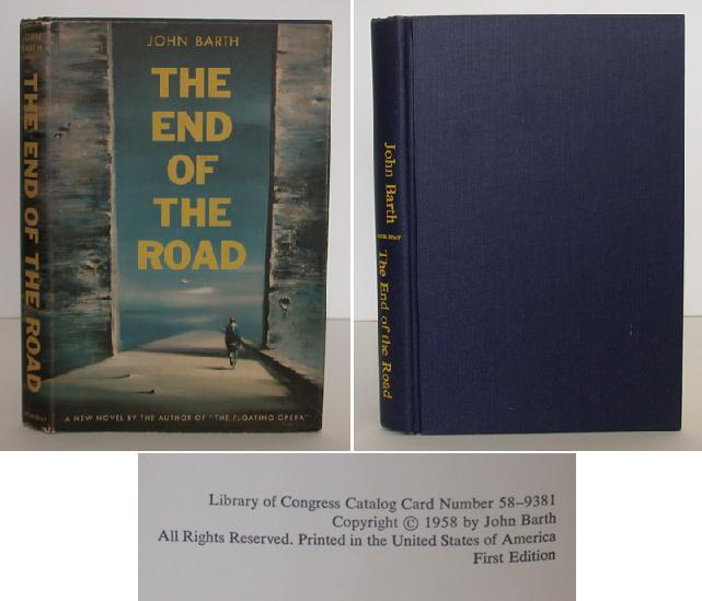 The End of the Road. John Barth.