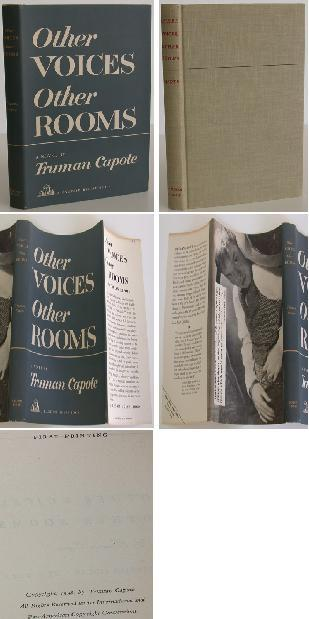 Other Voices Other Rooms. Truman Capote.