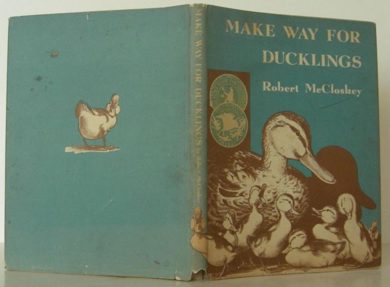 Make Way for Ducklings. Robert McCloskey.