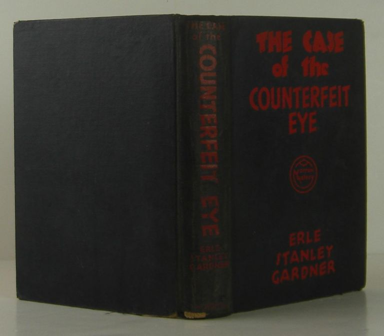The Case of the Couterfeit Eye. Erle Stanley Gardner.
