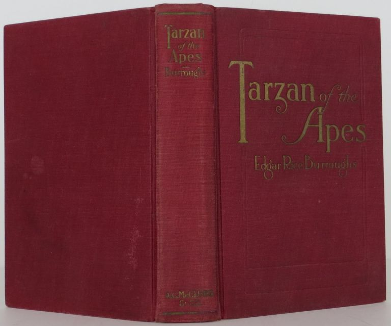 Tarzan and the Apes. Edgar Rice Burroughs.