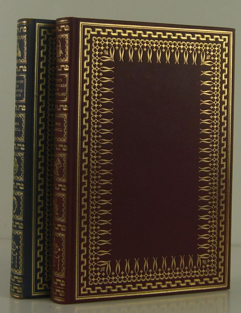 Alice's Adventures in Wonderland and Through the Looking Glass: 2 Volume Set. Lewis Carroll.