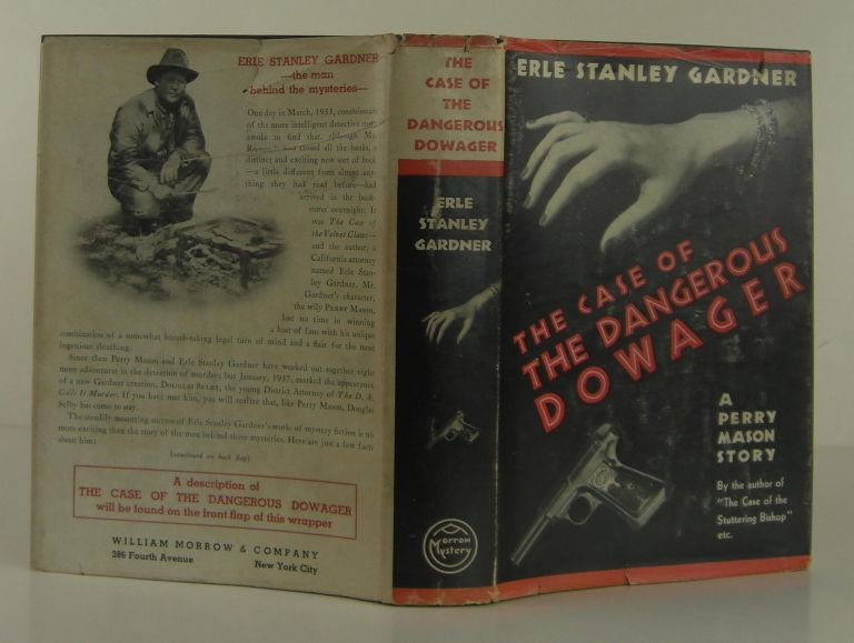 The Case of the Dangerous Dowager. Erle Stanley Gardner.
