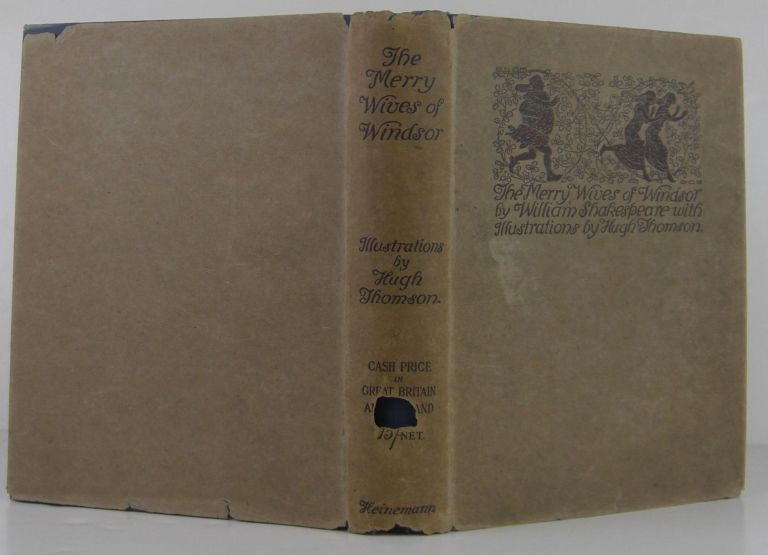 The Merry Wives of Windsor. William Shakespeare, Hugh Thomson.