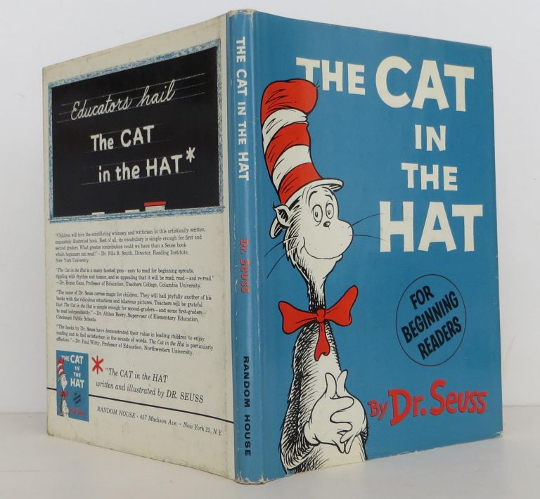 The Cat in the Hat. LeSieg Seuss Dr., Theo.