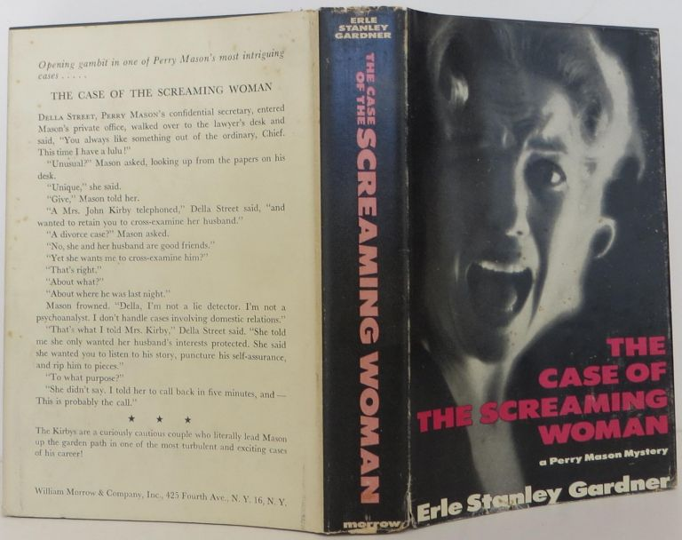 The Case of the Screaming Woman. Erle Stanley Gardner.