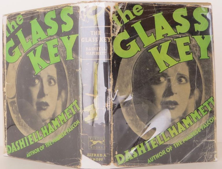 The Glass Key. Dashiell Hammett.