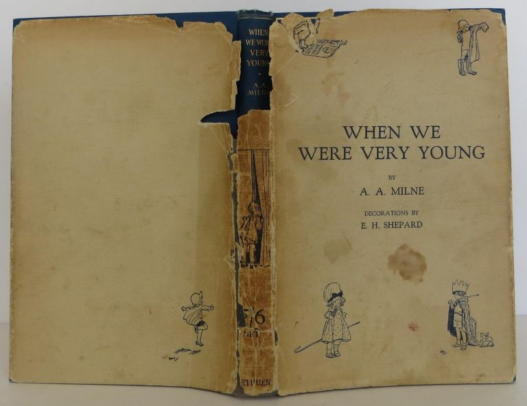 When We Were Very Young. A. A. Milne, Ernest Shepard.
