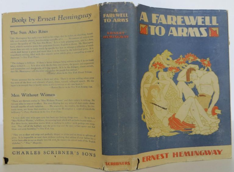 Farewell to Arms. Ernest Hemingway.