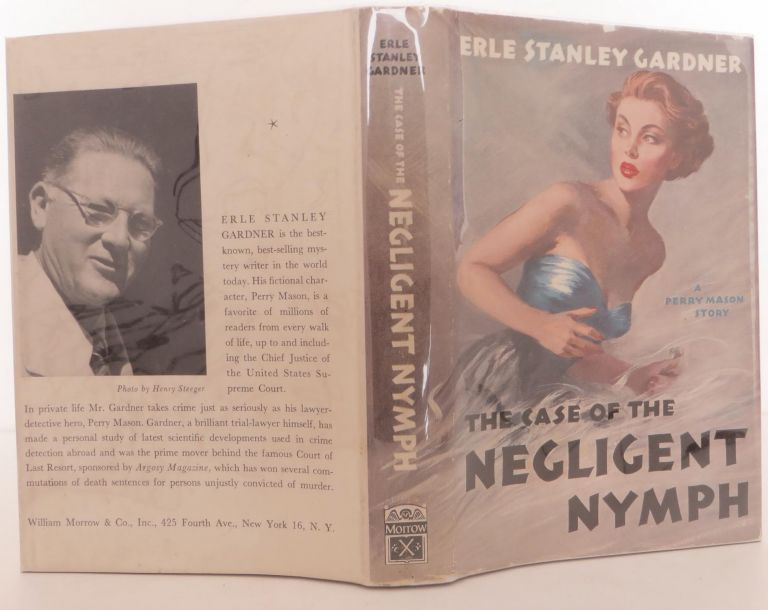 The Case of the Negligent Nymph. Erle Stanley Gardner.