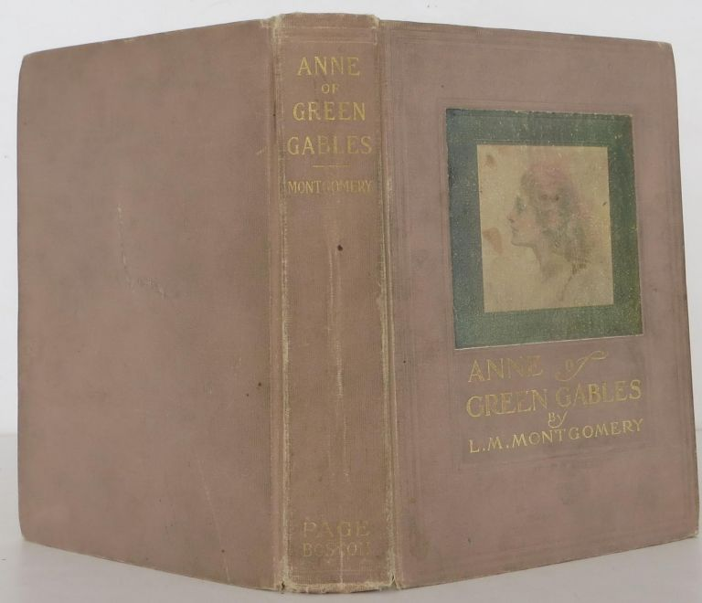 Anne of Green Gables. L. M. Montgomery.