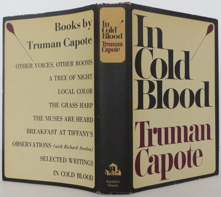 In Cold Blood. Truman Capote.