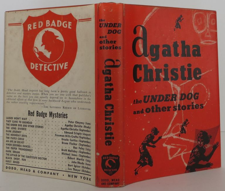 The Under Dog and Other Stories. Agatha Christie.