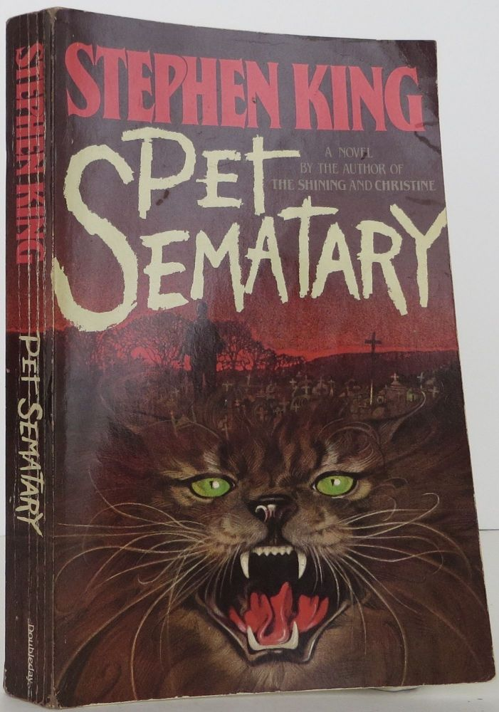 Pet Sematary. Stephen King.