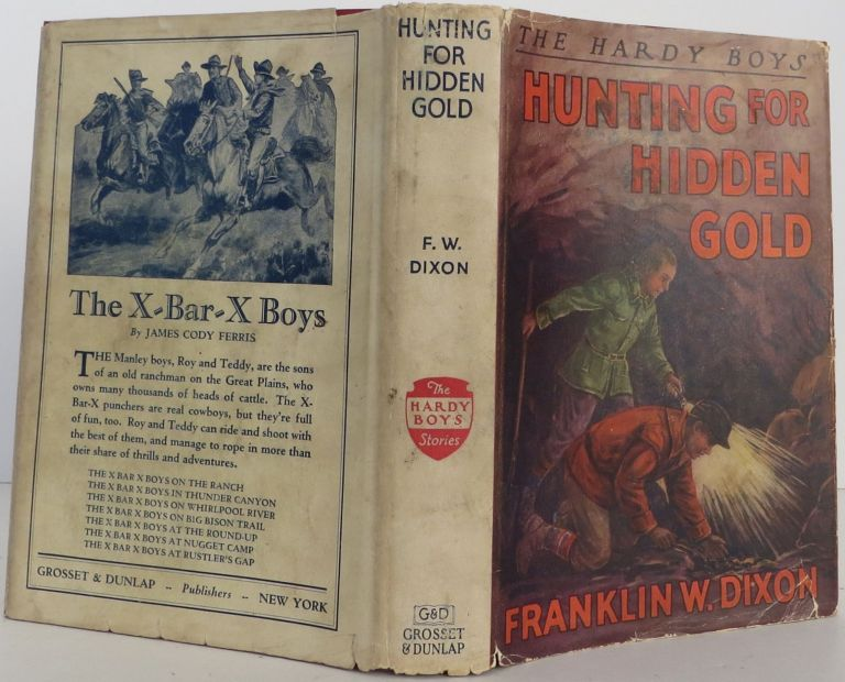 The Hardy Boys: Hunting for the Hidden Gold. Franklin W. Dixon.