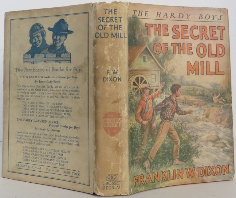The Hardy Boys: The Secret of the Old Mill. Franklin W. Dixon.