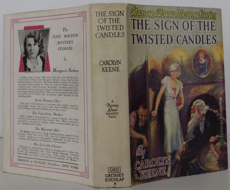 The Sign of the Twisted Candle. Carolyn Keene.