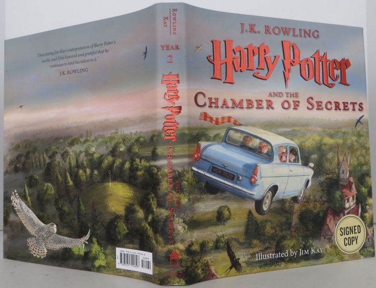 Harry Potter and the Chamber of Secrets. J. K. Rowling.