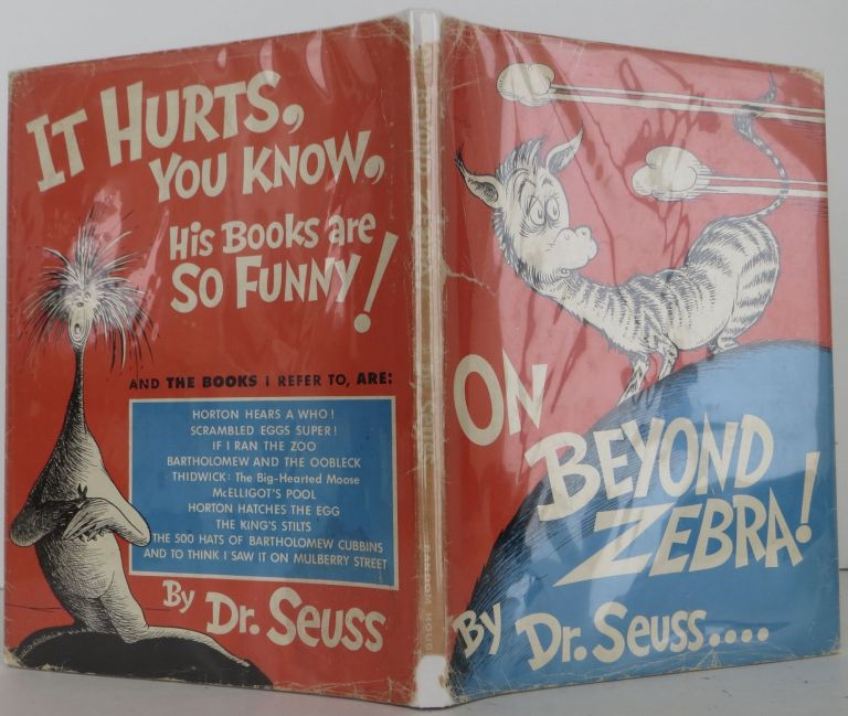 On Beyond Zebra. Seuss Dr.