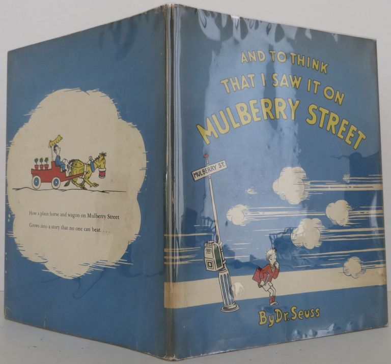And To Think That I Saw It On Mulberry Street. Seuss Dr.