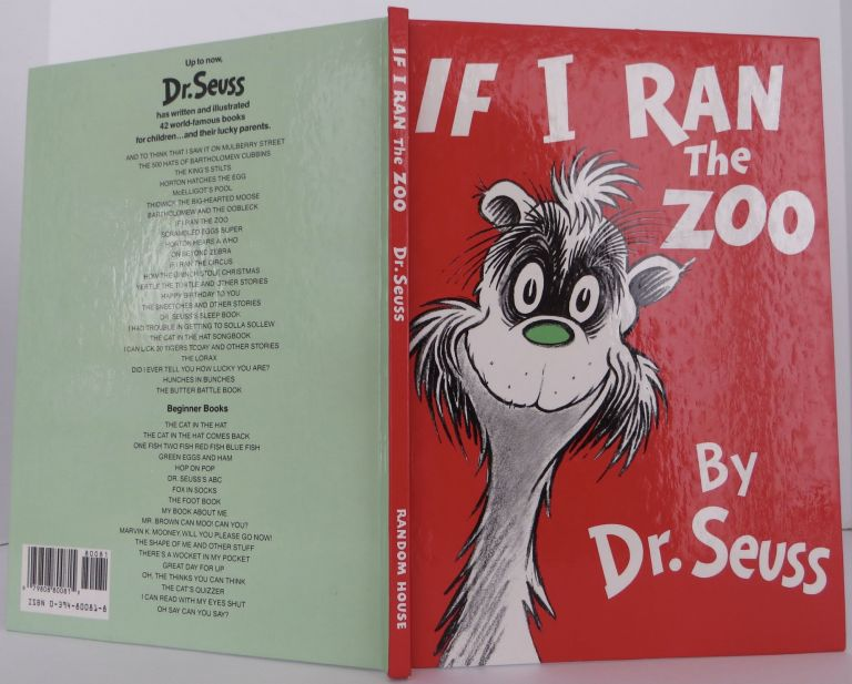 If I Ran the Zoo. Seuss Dr.