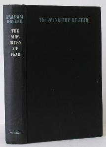 The Ministry of Fear. Graham Greene