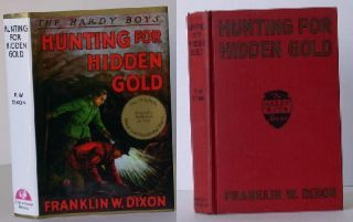 The Hardy Boys: Hunting for Hidden Gold. Franklin Dixon