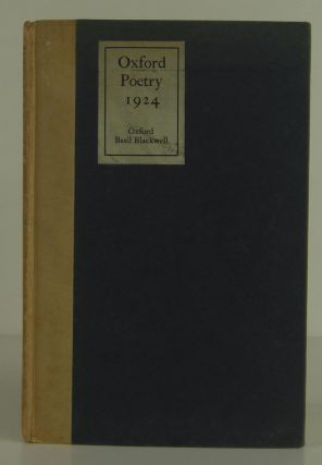 Oxford Poetry 1924
