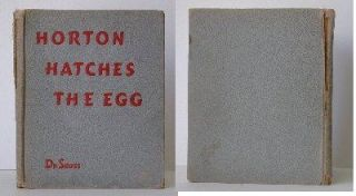 Horton Hatches the Eggs. Dr. Seuss