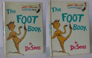 The Foot Book. Dr. Seuss