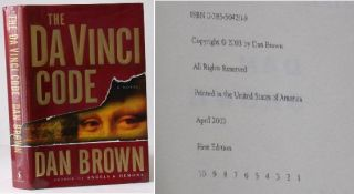 The Da Vinci Code : A Novel. Dan Brown