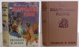 The Hardy Boys: The Disappearing Floor. Franklin Dixon
