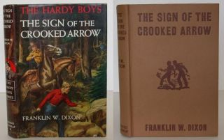 The Hardy Boys: The Sign of the Crooked Arrow. Franklin Dixon
