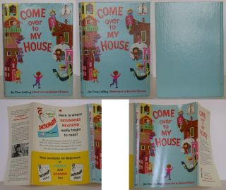 Come Over to My House. Theo LeSieg, Dr. Suess