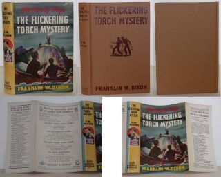 The Hardy Boys: The Flickering Torch Mystery. Franklin Dixon
