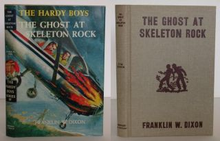 The Hardy Boys: The Ghost at Skeleton Rock. Franklin Dixon