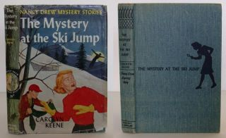 Nancy Drew Mystery Stories: The Mystery at Teh Ski Jump