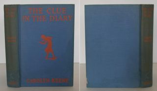 Nancy Drew Mystery Stories: The Clue in the Diary. Carolyn Keene