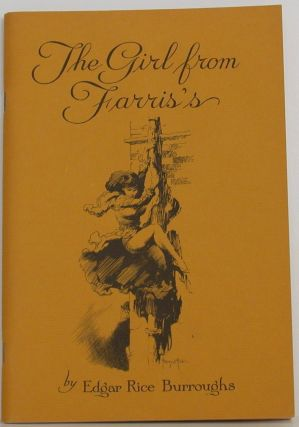The Girl from Farris's. Edgar Rice Burroughs