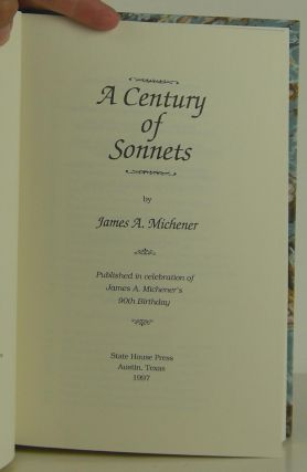 A Century of Sonnets