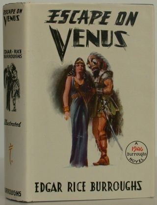 Escape on Venus. Edgar Rice Burroughs