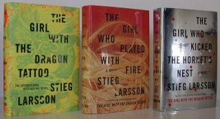 The Girl with the Dragon Tattoo Trilogy. Stieg Larsson