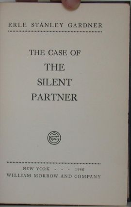 The Case of the Silent Partner