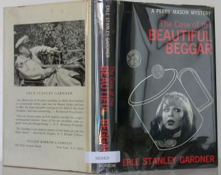 The Case of the Beautiful Beggar. Erle Stanley Gardner