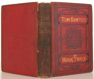 The Adventures of Tom Sawyer. Mark Twain