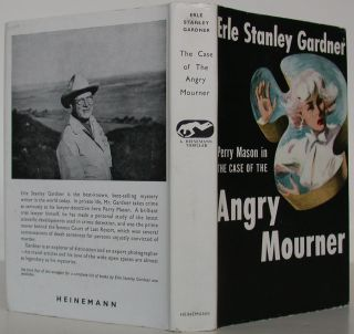 The Case of the Angry Mourner. Erle Stanley Gardner