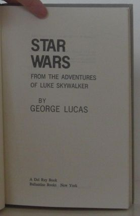 Star Wars The Adventures of Luke Skywalker