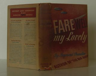 Farewell My Lovely. Raymond Chandler